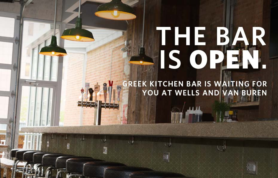 Bar Greek Kitchen
